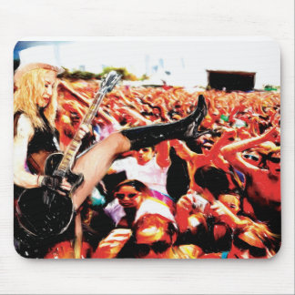 Rock And Roll Festival Mousepad