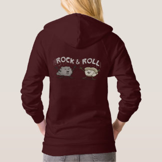 Rock and Roll, Funny Hoodie