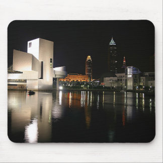 Rock and Roll Hall of Fame Cleveland Ohio Mouse Mat