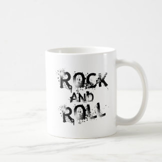 Rock and Roll Coffee Mugs