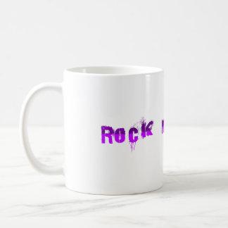 Rock and Trance mug