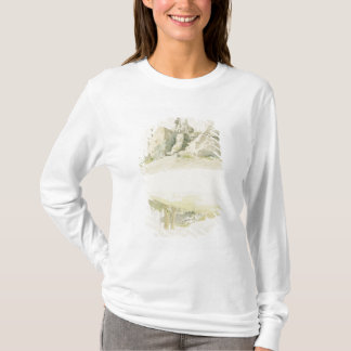Rock and Tree: Two Studies, 12th July 1810 T-Shirt