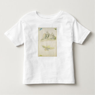 Rock and Tree: Two Studies, 12th July 1810 Toddler T-Shirt