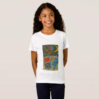 Rock Art after Miro T-Shirt