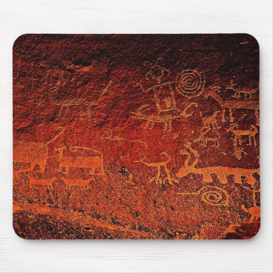 Rock Art Mousepad