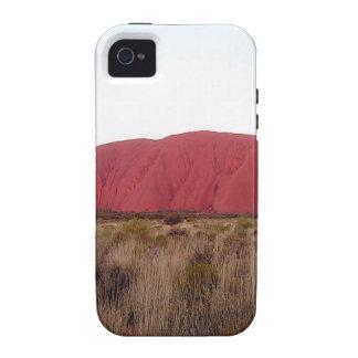 Rock Ayres Rock Case-Mate iPhone 4 Cover