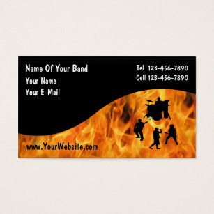 Business cards for bands ukranochi business cards for bands colourmoves