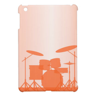Rock Band Equipment On Stage iPad Mini Cover