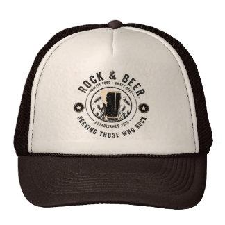 Rock & Beer ™ Cap