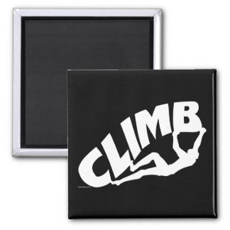 Rock Bouldering Climbing Magnet
