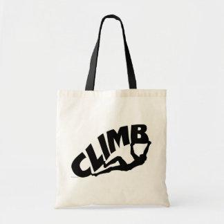 Rock Bouldering Canvas Bag