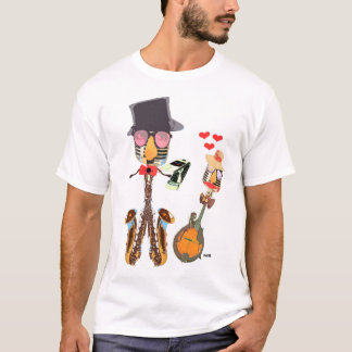 Rock Chick Meets Mr. Rock n Roll T-Shirt