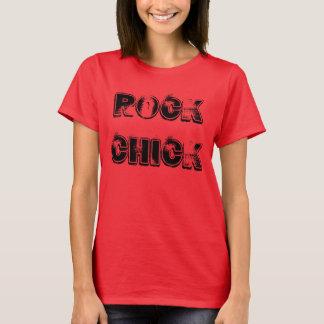"""Rock Chick"" t-shirt"