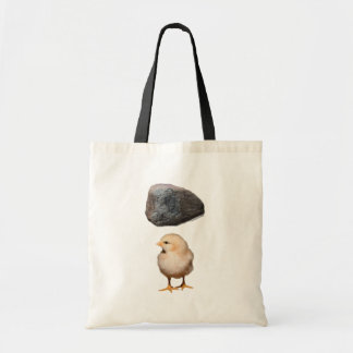 Rock + Chick Tote Bags