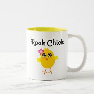 Rock Chick Two-Tone Mug