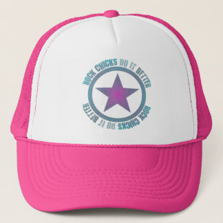 Rock Chicks Do It Better - Hat
