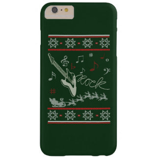 Rock Christmas Barely There iPhone 6 Plus Case