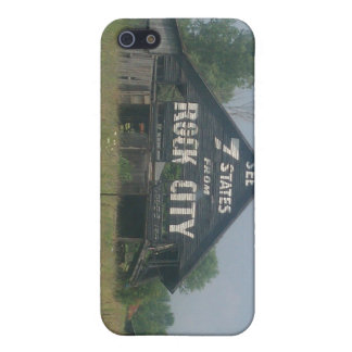 Rock City Barn Case For iPhone 5