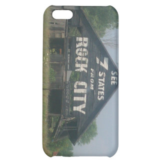 Rock City Barn Case For iPhone 5C