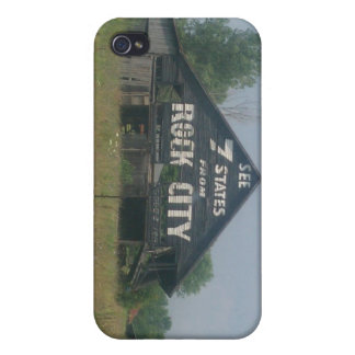 Rock City Barn iPhone 4/4S Cover