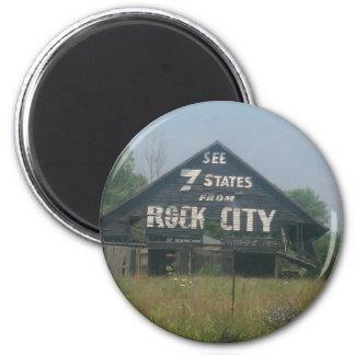 Rock City Barn Magnet