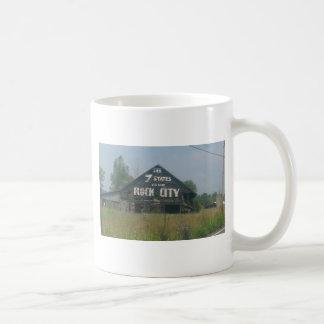 Rock City Barn Mugs