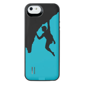 rock climber battery recharge for iPhone 5/5s iPhone 6 Plus Case