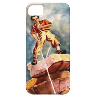 Rock climber iPhone 5 covers