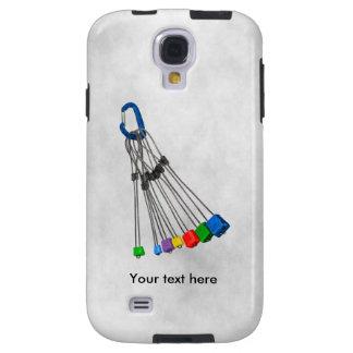 Rock Climbers Natual Protection Equipment Galaxy S4 Case