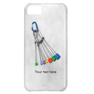 Rock Climbers Natual Protection Equipment iPhone 5C Case