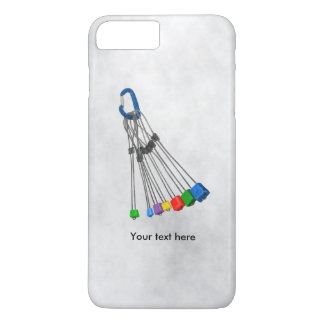 Rock Climbers Natual Protection Equipment iPhone 7 Plus Case