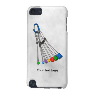 Rock Climbers Natual Protection Equipment iPod Touch (5th Generation) Cases