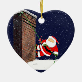 Rock Climbing Christmas Collectible Christmas Ornament