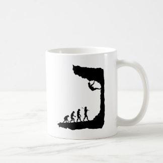 Rock Climbing Coffee Mug