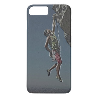 Rock climbing iPhone 7 plus case