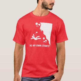 Rock-climbing My Own Stunts T-Shirt
