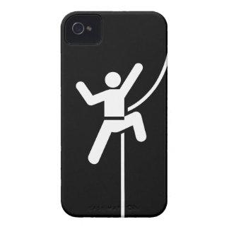 Rock Climbing Pictogram iPhone 4 Case