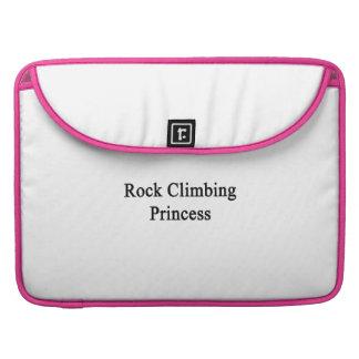 Rock Climbing Princess Sleeves For MacBook Pro