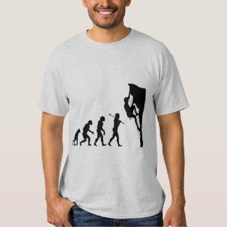 Rock Climbing Tee Shirts