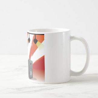 Rock Concert Coffee Mug