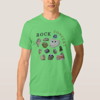 Rock Concert T-shirts