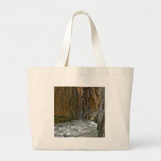 Rock Crazy Canyon Canvas Bag