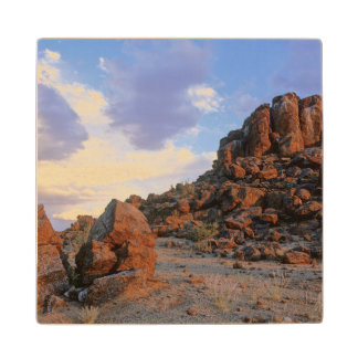 Rock Desert, Augrabies Falls National Park Wood Coaster