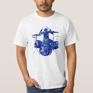 Rock Drummer T-Shirt