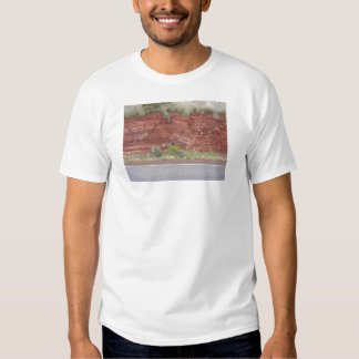 Rock Fault On West Side Of Great Northern Highway, Tee Shirt