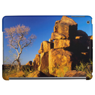 Rock Formation And Tree, Giant's Playground iPad Air Case