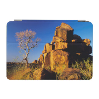 Rock Formation And Tree, Giant's Playground iPad Mini Cover