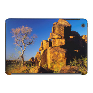 Rock Formation And Tree, Giant's Playground iPad Mini Retina Case