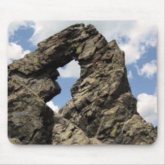 Rock Formation in Bulgaria Mousepad