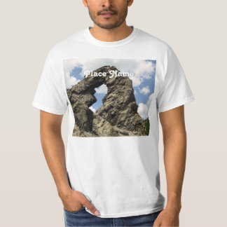 Rock Formation in Bulgaria Shirts